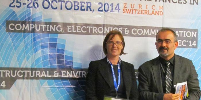 Dr. Bilgin participated in 2nd ACSEE, Zurich