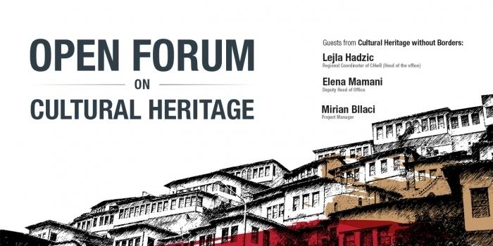 Forum i Hapur për Trashëgimitë Kulturore