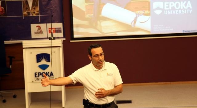 Open Forum with Assoc. Prof. Dr. Latif Kalin: