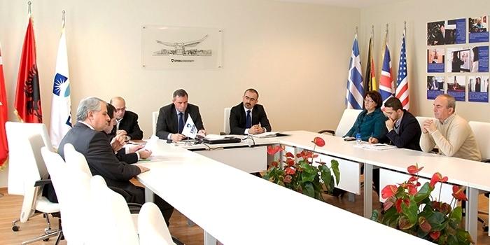 Drejtoria e Pergjithshme Shqiptare e Emergjencave Civile dhe Universiteti Epoka nenshkruajne memorandum mirekuptimi.
