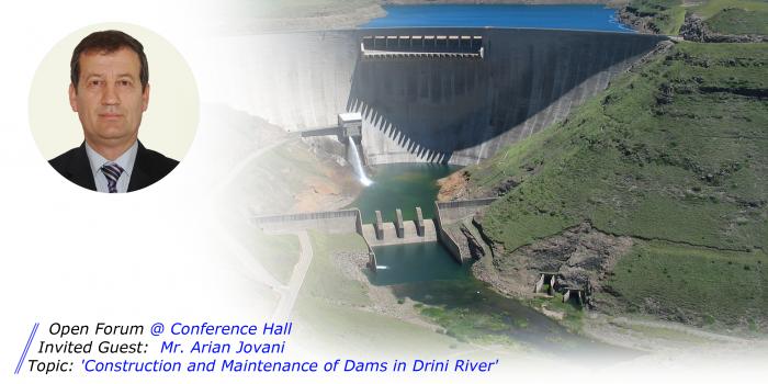 Leksion i Hapur - Ndërtimi dhe mirëmbajtja e digave në lumin Drin