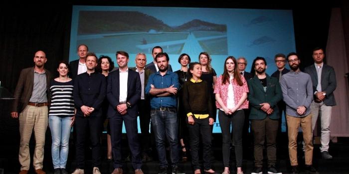 CoRDA winner of the Berat Island competition