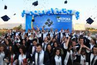 Universiteti Epoka mban ceremoninë e diplomimit për vitin akademik 2011-2012