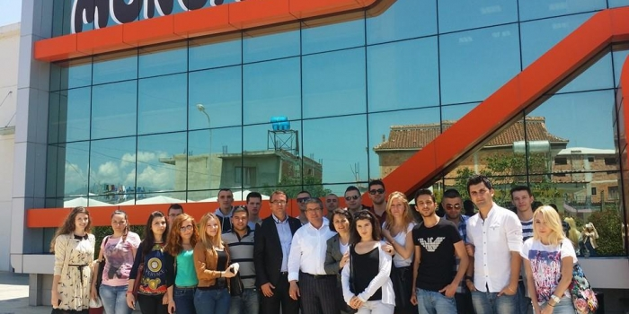 Great Visit to Moncafe Albania