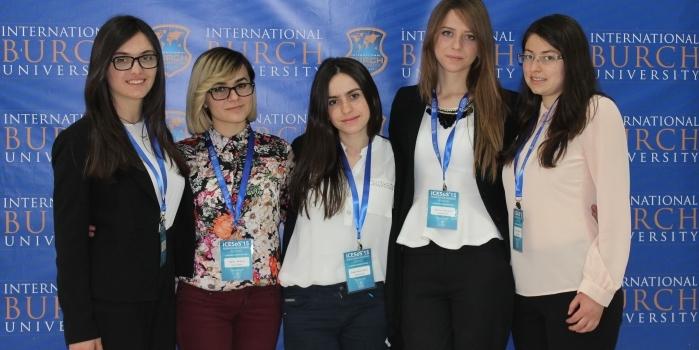 BIF Students Participate in ICESoS 2015