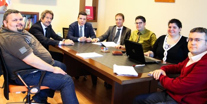 Activity on Behalf of Cooperation Agreement between Sapienza University and Epoka University