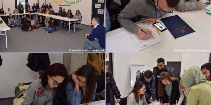Tirana Business Park & BUS Department (Epoka University) together in practicing emotional intelligence
