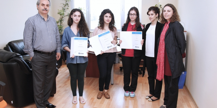 Announcing the 2nd Essay Competition 2014 winners!