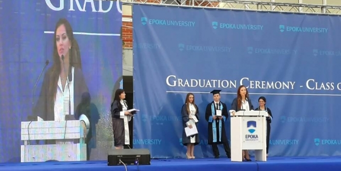 Elena Pici, was awarded with a full scholarship in London School of Economics (LSE)