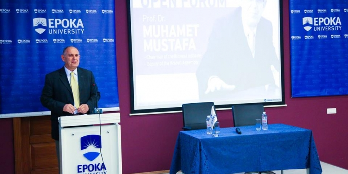 """Current Economic and Political Development in Kosovo and Cooperation between Kosovo and Albania"""