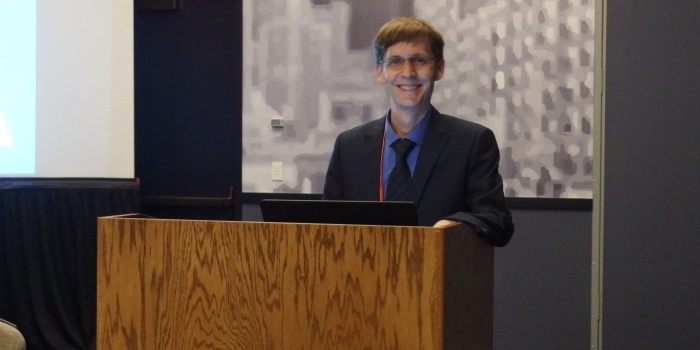 Dr. Timothy Hagen, a lecturer in the Economics attended the 47th Annual Conference of the Urban Affairs Association in Minneapolis, Minnesota, in the USA