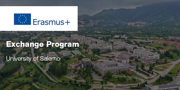 Three Epoka Students to Participate in Erasmus+ Exchange Program with the University of Salerno