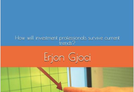 Book published by Economics Department Lecturer, Mr. Erjon Gjoci