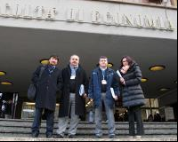 Epoka Academicians Participated in the 9th EBES Conference
