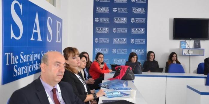 Epoka is represented in the ICESoS 2014, Bosnia and Herzegovina.