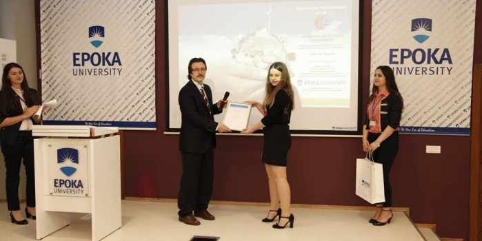 "International Student Conference on ""Challenges of Innovative Enterprises in the Global Competitive Market"