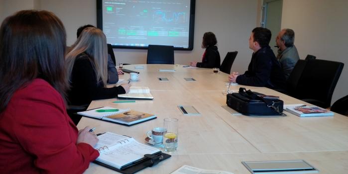 Staff Training on Thomson Reuters Eikon platform