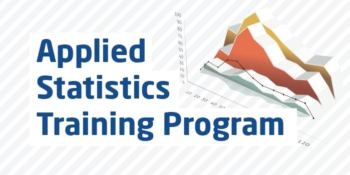 Applied Statistics Training Program