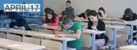 Organization of Admission Exam