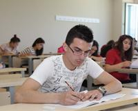 Many thanks and successes to all the participants of the Admission Exam