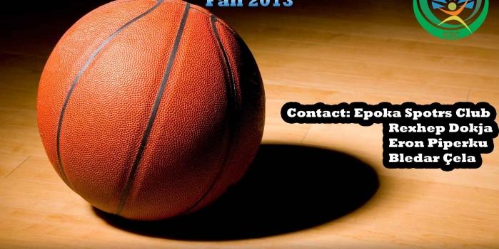 Epoka Basketball Championship