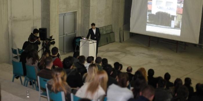 Andreas Ruby: MË PËRDOR! Arkitektura si arti i përvetësimit