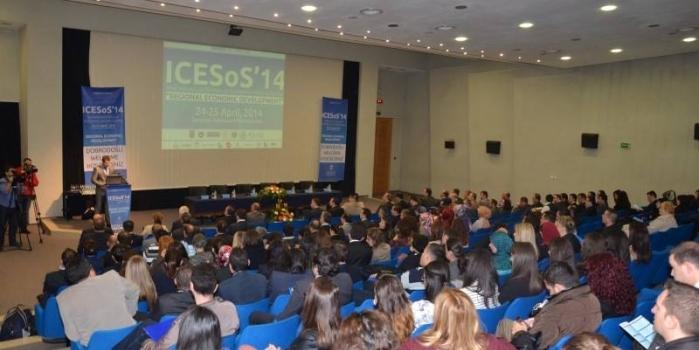Epoka University is worthily represented in the International Conference on Economics and Social Studies 2014, in Sarajevo, Bosnia and Herzegovina