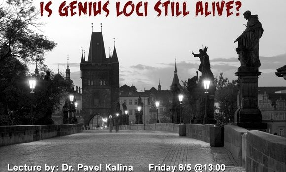 Open Lecture by Dr. Pavel Kalina