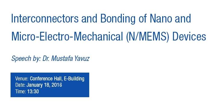 Open Speech by Dr. Mustafa Yavuz