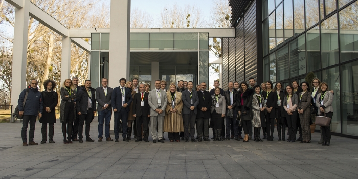 Kick-off meeting of the Erasmus+ project