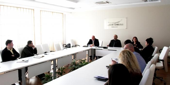 Informing session regarding the exercise of Civil Emergencies Directorate