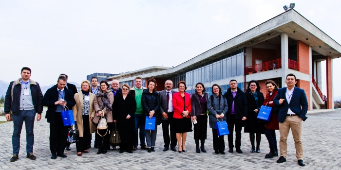 "Organization of the Second Meeting of ""Knowledge FOr Resilient soCiEty"" Project in Tirana, Albania"