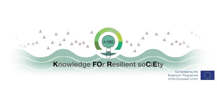 """First Symposium and the fifth meeting of The Erasmus + project """"Knowledge FOr Resilient soCiEty""""- K-FORCE"""
