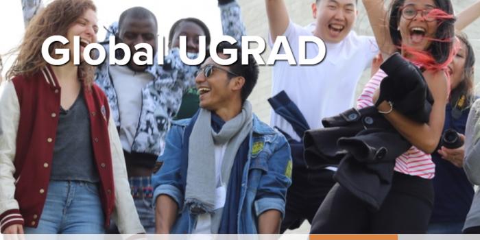 Global UGRAD Program applications