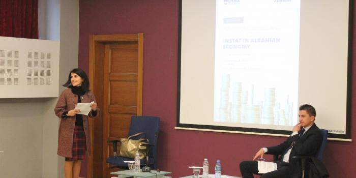 Seminar i Hapur: Funksionet, Detyrat dhe Rëndësia e INSTAT në Ekonominë e Shqipërisë