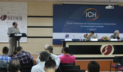 PIR Lecturer Participates at ICH Conference