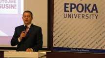 """Census Discussion"" - Open Forum Organized at Epoka University"