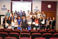 Epoka University organized for the first time the First International Contest of Social Sciences