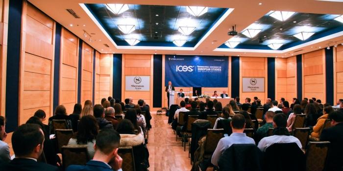 Epoka University organized the 6th International Conference on European Studies (ICES'17)