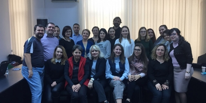 RPO participated in the Study visit in the framework of the QAinAL project held at the University POLITEHNICA of Bucharest