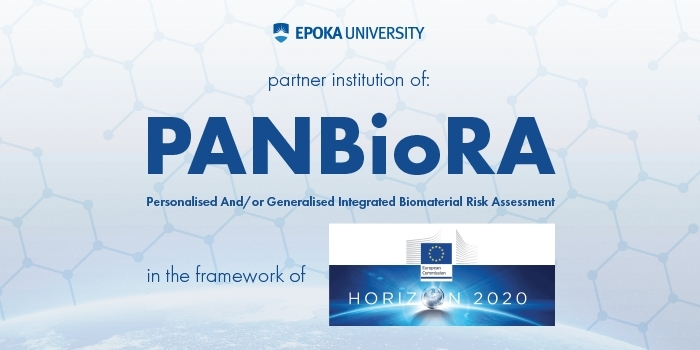 EPOKA University becomes a partner institution at the PANBioRA in the framework of the Horizon 2020