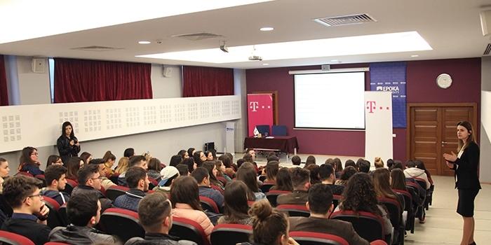 Career Training with Telekom Albania