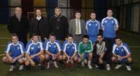"Civil Engineering team wins the Epoka University ""100th Anniversary Cup"""