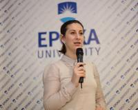 Open Forum, Emanuela Pepkola Zaimi: Down syndrome, the most beloved syndrome in the world!