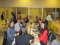 Zyra e Planifikimit te Karrierës dhe e të Diplomuarve shtroi darkë për të diplomuarit