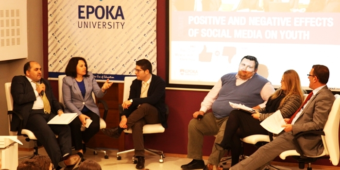 """Debate of the Month"" organized at Epoka University by Young Economists Network (YEN club)"