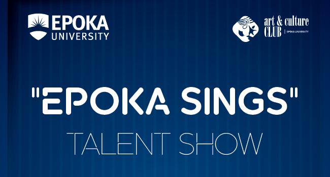 Epoka Sings Talent Show