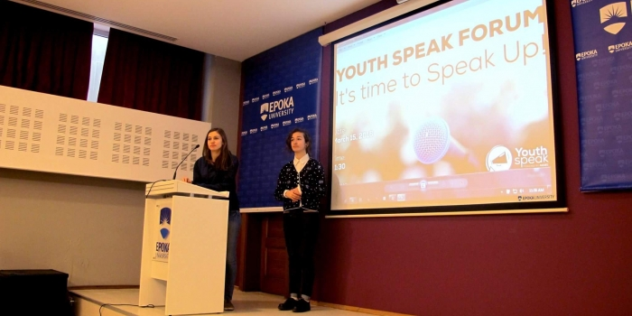Info session about youth platform