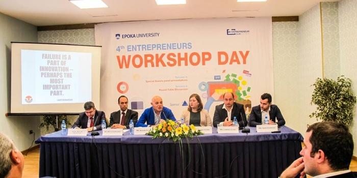 4th Entrepreneurs Workshop Day