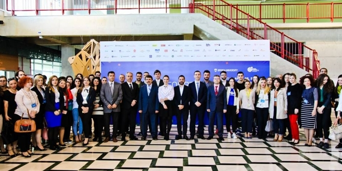 Epoka University organizes the fourth Career Fair
